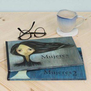 Libro Ilustrado Mujeres