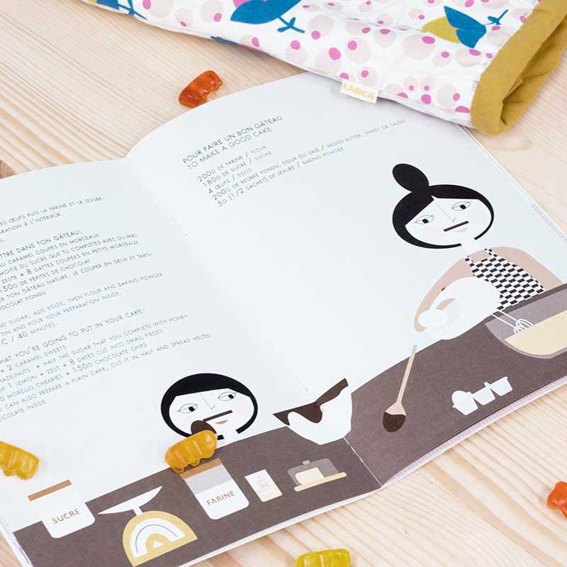 Libro de cocina para ni os vaidh shop tienda de art culos de dise o made in spain - Libros de cocina para ninos ...