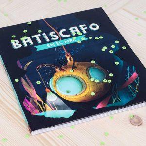 Libro ilustrado Baticafo