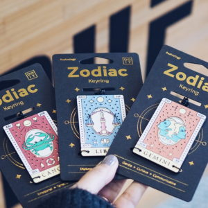 Llavero zodiaco