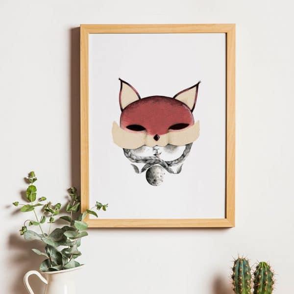 ilustracion-careta-zorro